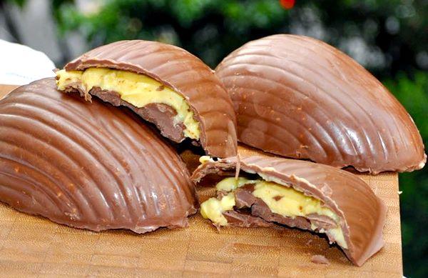 Como fazer ovo de Páscoa trufado de maracujá