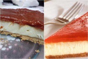 Como fazer cheesecake de goiabada